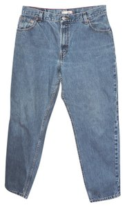 Levi's Tapered Leg Relaxed Fit Jeans-Medium Wash