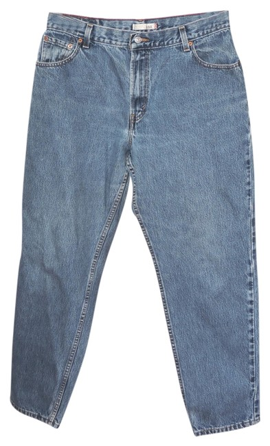Item - Blue Medium Wash 550 Tapered Relaxed Fit Jeans Size 16 (XL, Plus 0x)