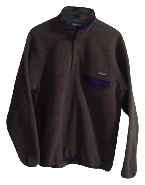 Item - Gray Classic Pullover Activewear Size 6 (S)