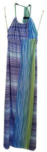Blue/Green Maxi Dress by Rip Curl