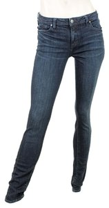 Genetic Denim Cotton Skinny Jeans-Dark Rinse