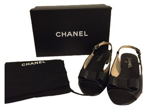 Chanel Blac Sandals