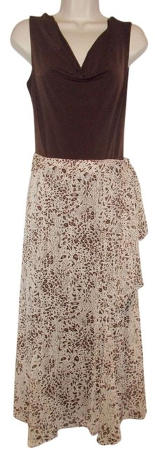 Preload https://item2.tradesy.com/images/traces-maxi-dress-brown-1078816-0-0.jpg?width=400&height=650