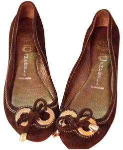 Jeffrey Campbell Brown Flats