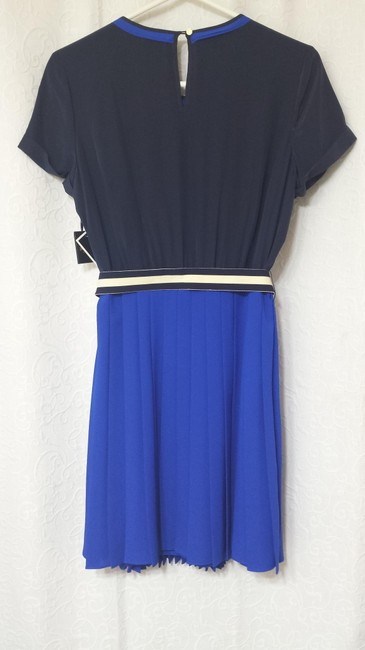 Juicy Couture Pleated Color-blocking Dress