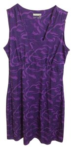 Marmot short dress Purple Design on Tradesy