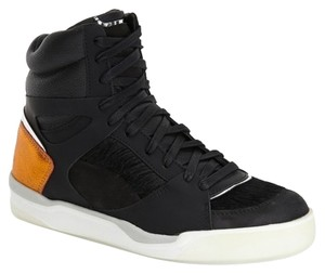 Alexander McQueen Puma Mcq Move Femme Leather Black Athletic