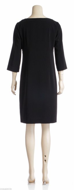 Max Mara short dress Black on Tradesy
