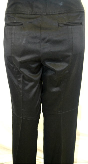 Nanette Lepore Straight Pants Black