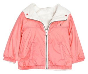 Tommy Hilfiger Baby Outwear Baby Girl Peach Jacket