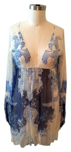 Roberto Cavalli short dress Multi on Tradesy