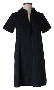 Navy Blue Maxi Dress by Diane von Furstenberg Shift Sheath