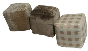 Pillows Decorative Cube Throw Pillows (3)