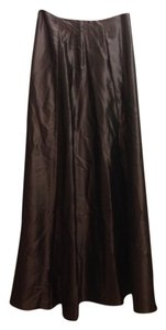 Laundry by Shelli Segal Maxi Skirt Brown