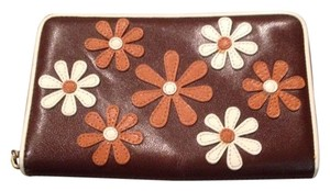 Isabella Fiore Isabella Fiore Floral Leather Wallet