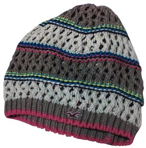 Hollister Multicolored beanie