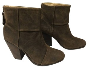 Rag & Bone Newbury Suede BROWN Boots