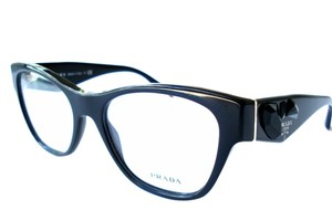 Prada Women's PRADA Black Eyeglasses with Crystals NWOT