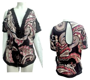 Baby Phat Top Paisley