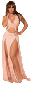 Dusty pink Maxi Dress by CY USA
