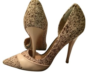 L.A.M.B. Lamb Love Fall16 Want Nude Pumps