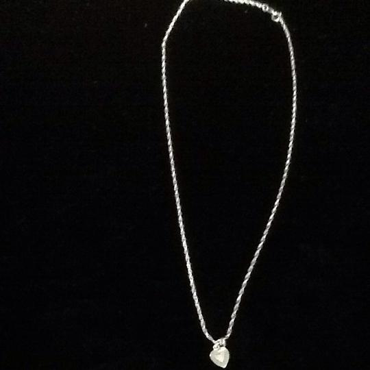 Preload https://item1.tradesy.com/images/silver-heart-pendant-necklace-925-1079575-0-0.jpg?width=440&height=440