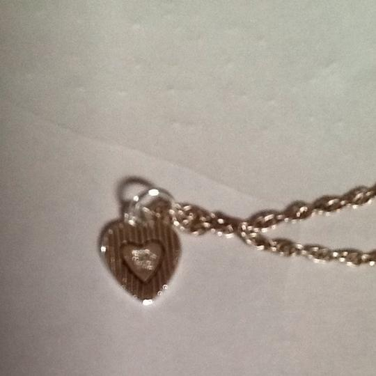 Other Heart Pendant Necklace 925