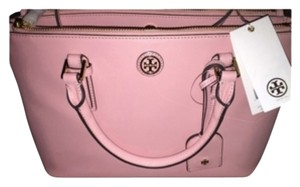 Tory Burch Pink Tote in Rose
