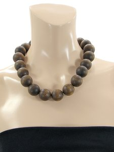 Furla Furla Jewelry - Wood Bead Necklace