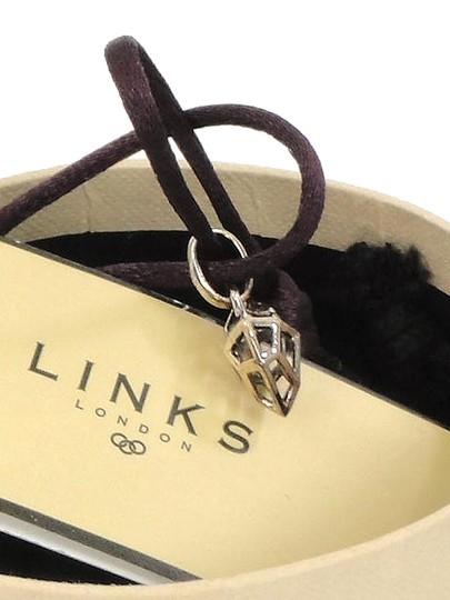 Links of London Links of London Jewelry - Sterling Silver Caged Heart Pendant