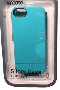 Incase iPhone 5 Tiffany Blue Slider Case