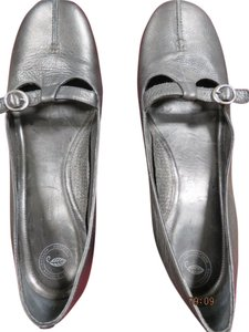 Other black leather Flats