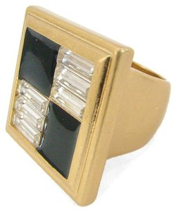 Lia Sophia Lia Sophia Jewelry - Matte Gold Square Ring