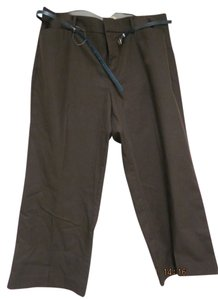 Dockers Capris dark brown