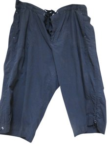 Saint John's Bay Active Capris navy