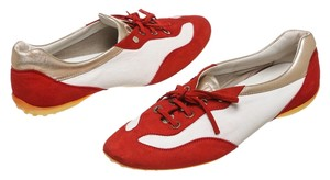 Tod's Red/White Athletic