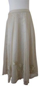 The Limited Skirt Ivory