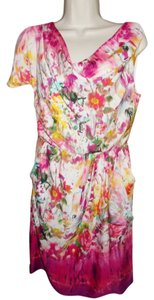 Other short dress Floral on Tradesy