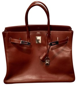 Hermès Tote in Brown