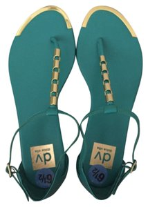 Dolce Vita Turquoise Sandals