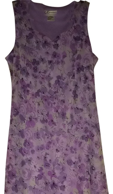Preload https://item5.tradesy.com/images/dress-barn-variety-of-purples-rn83134-short-casual-dress-size-16-xl-plus-0x-1080644-0-0.jpg?width=400&height=650