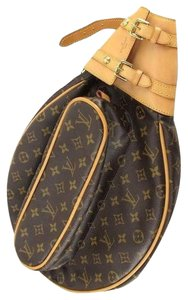 Louis Vuitton Monogram Sac Tennis Sports Bag Racquet Cover with COA