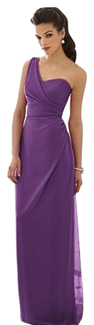 Item - African Violet (Purple) 6646 Long Night Out Dress Size 22 (Plus 2x)