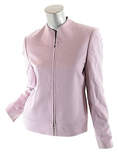 Akris Cashmere Zip Sporty Lilac Jacket