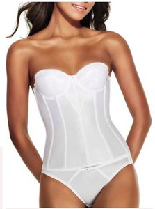 David's Bridal Body Shaper Torsolette