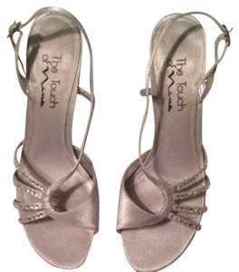 Touch of Nina Light Gray Formal