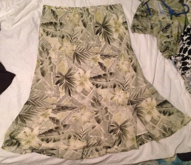 Alfred Dunner Top And Skirt Set