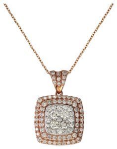 EFFY EFFY 14kt Gold Diamond Pendant New
