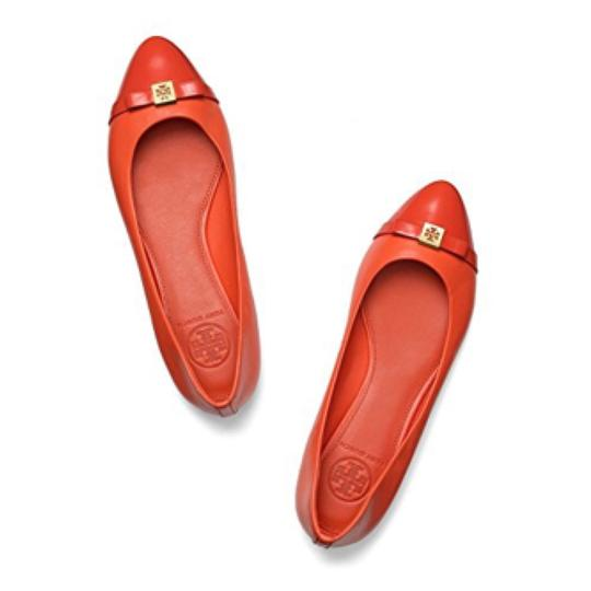 Tory Burch Tiger lily Flats Image 1