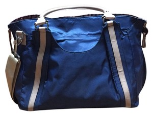 Danzo Baby Blue Smoke Diaper Bag